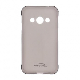 Kisswill TPU Pouzdro pro Xiaomi Mi A3 Black