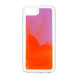 Tactical TPU Neon Glowing Pouzdro pro Huawei P20 Lite Orange (EU Blister)