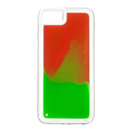 Tactical TPU Neon Glowing Pouzdro pro Samsung Galaxy A50 Green (EU Blister)
