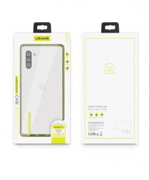 USAMS Primary TPU Zadní Kryt Transparent pro Samsung Galaxy Note 10