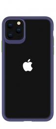USAMS Janz Zadní Kryt pro iPhone 11 Pro Blue
