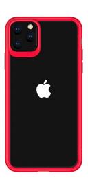 USAMS Janz Zadní Kryt pro iPhone 11 Pro Red