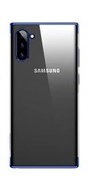 USAMS Kingdom Zadní Kryt pro Samsung Galaxy Note 10+ Blue