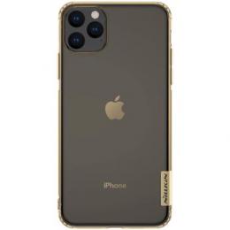 Nillkin Nature TPU Pouzdro pro iPhone 11 Pro Tawny