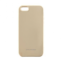 Molan Cano Jelly TPU Kryt pro iPhone 11 Gold