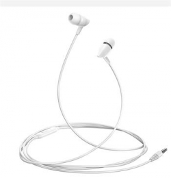 USAMS EP-37 In-Ear Stereo Headset 3,5mm White