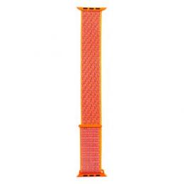 Handodo Látkový Pásek pro iWatch 1,2,3,4,5 38-40mm Rose (EU Blister)