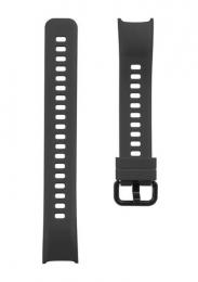 Tactical 444 Silikonový Řemínek pro Huawei Band 4 Black