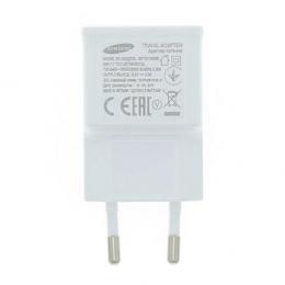 EP-TA50EWE Samsung USB Cestovní nabíječka 1.55A White (Bulk OOB)