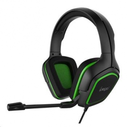 iPega PG-R006 Gaming Headset s Mikrofonem Green