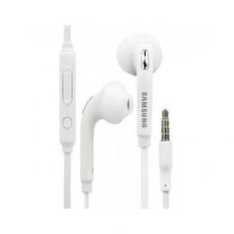 EO-EG920BW Samsung Stereo Headset 3,5mm White (White Samsung Box)