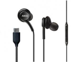GH59-15106A Samsung AKG Stereo HF Type C Black (Bulk)