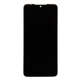 Motorola One Macro LCD Display + Dotyková Deska Black