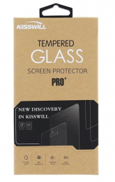 Kisswill Tvrzené Sklo 2.5D 0.3mm pro Huawei P40 Lite E