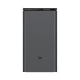 Xiaomi Mi PowerBank 3 Fast Charge 10000mAh Black