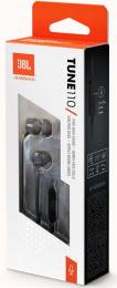 JBL T110 In-Ear Headset 3,5mm Black