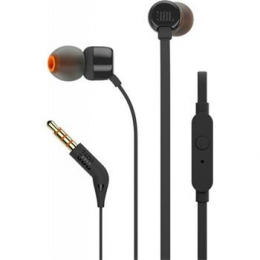 JBL T110 In-Ear Headset 3,5mm Black
