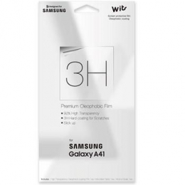 GP-TFA415WSA Samsung Original Ochranná Folie pro Galaxy A41
