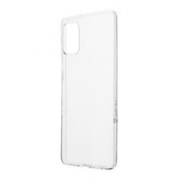 Tactical TPU Kryt pro Samsung Galaxy A31 Transparent