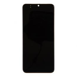LCD display + Dotyk Samsung M215F Galaxy M21 Black (Service Pack)
