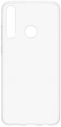 Huawei Original TPU Pouzdro pro Huawei Y5P Transparent