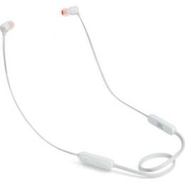 JBL T110BT In Ear Bluetooth Headset White (EU Blister)