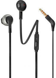 JBL T205 In-Ear Headset 3,5mm Black