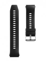 Tactical 653 Silikonový Řemínek pro Huawei Watch GT 2e Black