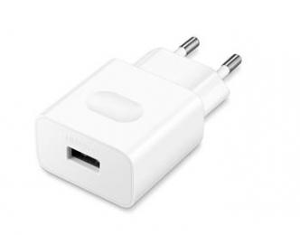 HW-050200E02 Huawei USB Cestovní nabíječka White (OOB Bulk)