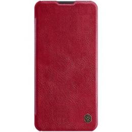 Nillkin Qin Book Pouzdro pro Samsung Galaxy A21s Red