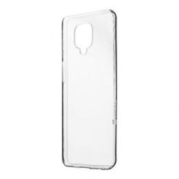 Tactical TPU Kryt pro Xiaomi Redmi Note 9 Pro / 9S Transparent