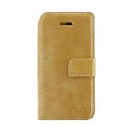 Molan Cano Issue Book Pouzdro pro Samsung Galaxy A21s Gold