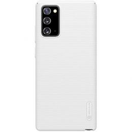 Nillkin Super Frosted Zadní Kryt pro Samsung Galaxy Note 20 White