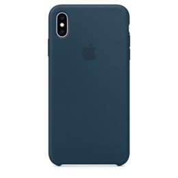 MUJQ2ZM/A Apple Silikonový Kryt pro iPhone XS Max Pacific Green