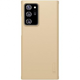 Nillkin Super Frosted Zadní Kryt pro Samsung Galaxy Note 20 Ultra Golden