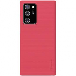 Nillkin Super Frosted Zadní Kryt pro Samsung Galaxy Note 20 Ultra Bright Red