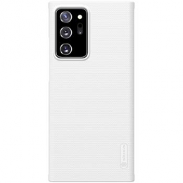 Nillkin Super Frosted Zadní Kryt pro Samsung Galaxy Note 20 Ultra White
