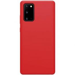 Nillkin Flex Pure Liquid Silikonový Kryt  pro Samsung Galaxy Note 20 Red