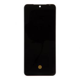 LG Velvet LCD Display + Dotyková Deska Black