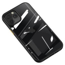 USAMS US-BH626 PC+TPU Kryt pro iPhone 12 Mini Janz Series 5.4 Black