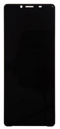 LCD Display + Dotyková Deska Black Sony AU52 Xperia 10 II (Service Pack)