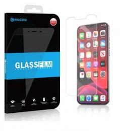 Mocolo 2.5D Tvrzené Sklo 0.33mm Clear pro iPhone 12 Pro Max
