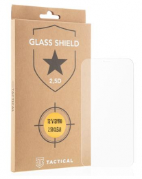 Tactical Glass Shield 2.5D sklo pro Apple iPhone 12/12 Pro Clear