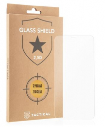 Tactical Glass Shield 2.5D sklo pro Apple iPhone 12 Pro Max Clear