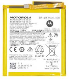 LW50 Motorola Baterie 5000mAh Li-Ion (Service Pack)