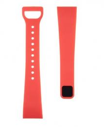 Tactical 708 Silikonový Řemínek pro Xiaomi Mi Band 4C Red