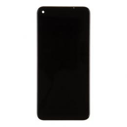 LCD Display + Dotyk Samsung M115 Galaxy M11 Black (Service Pack)