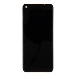 LCD Display + Dotyková Deska + Přední Kryt pro Realme 6 (Service Pack)