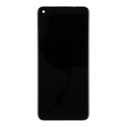 LCD Display + Dotyková Deska + Přední Kryt pro Realme 6s (Service Pack)