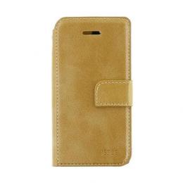 Molan Cano Issue Book Pouzdro pro Samsung Galaxy M11 Gold